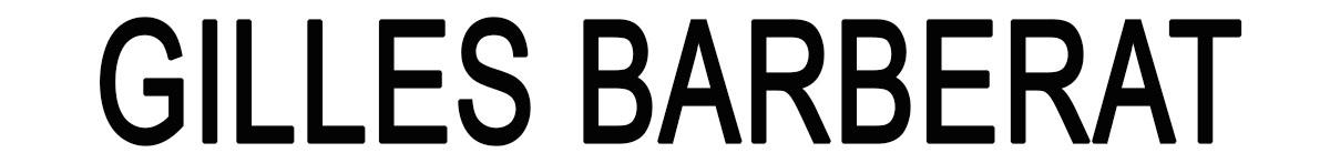 GILLES BARBERAT